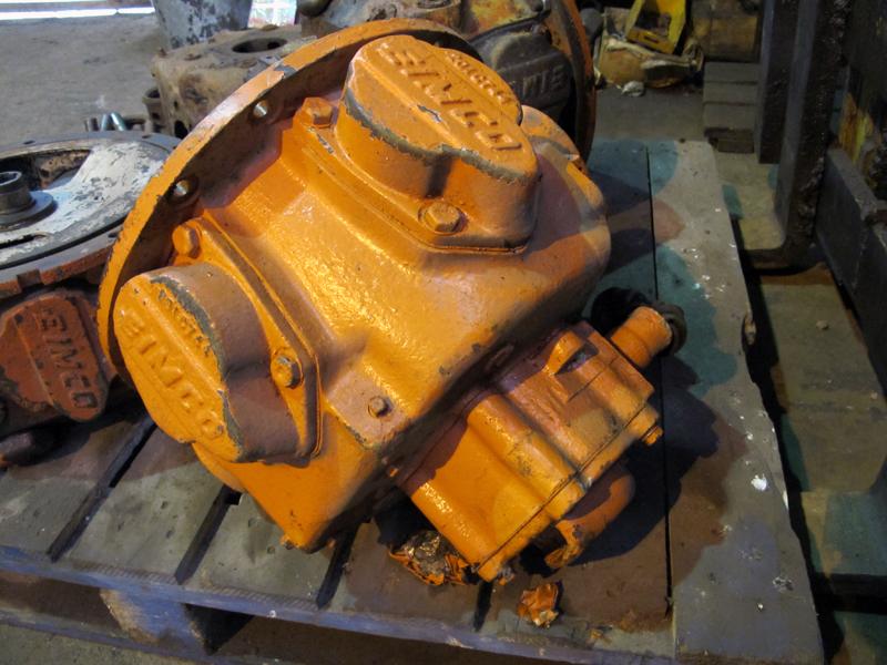 Eimco 21 Airmotor Image