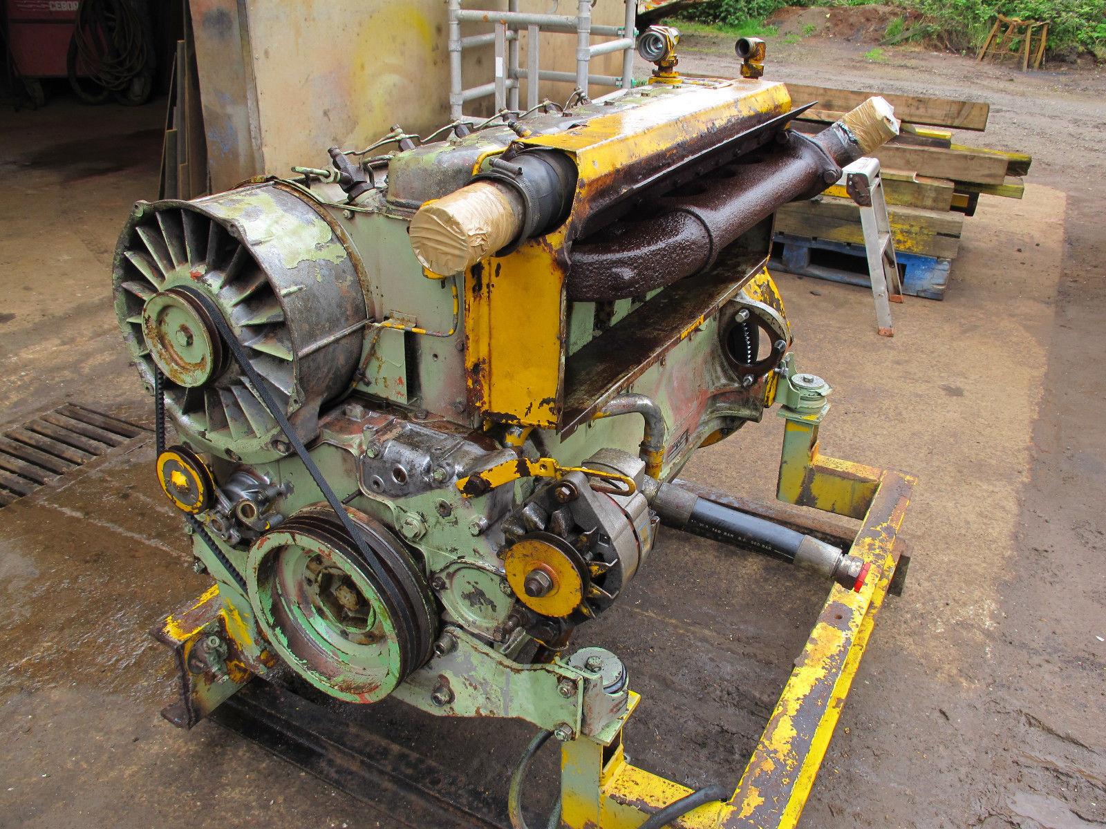 Deutz F6L912W Engine Image