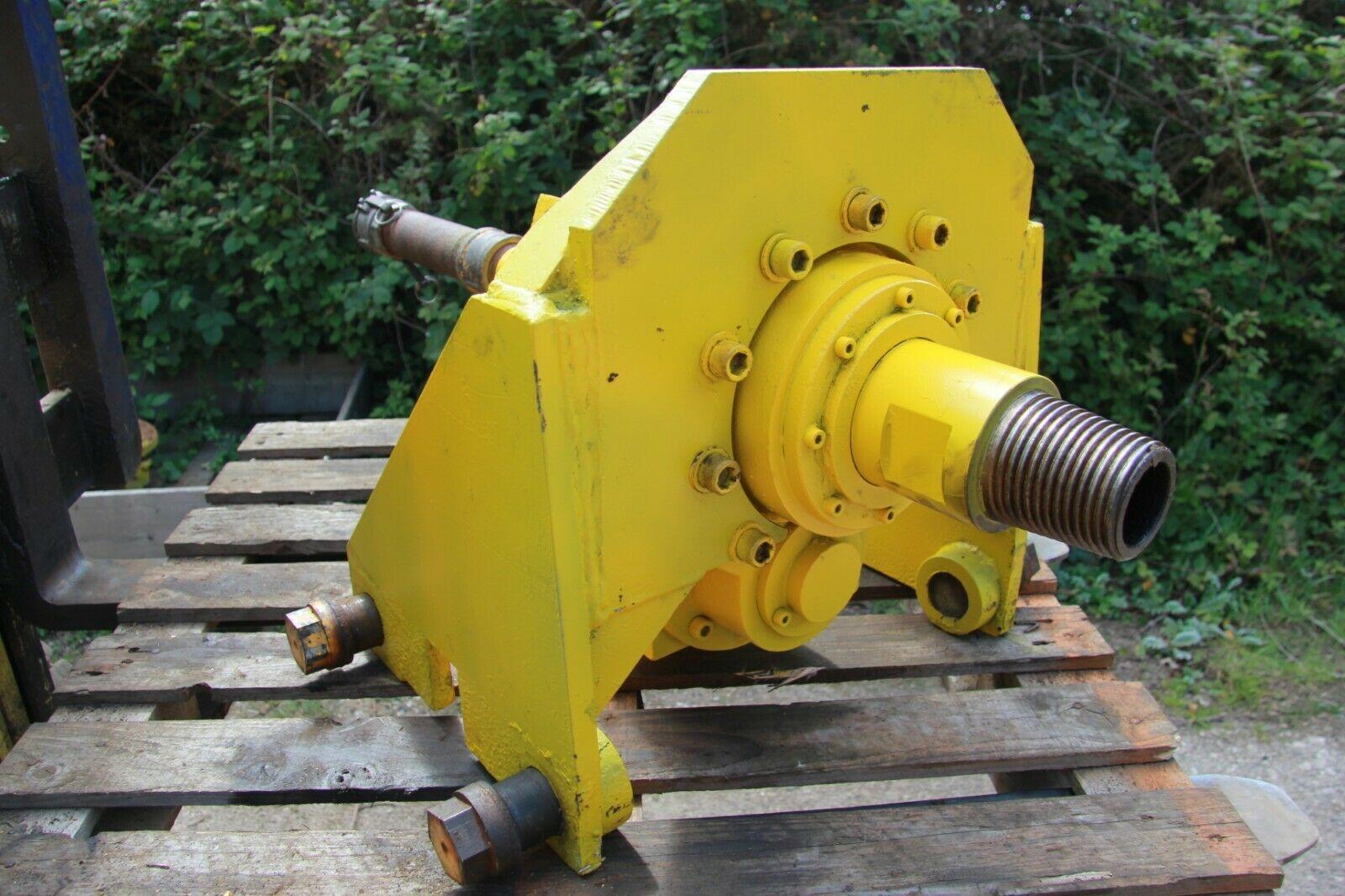 Hydraulic Rotation Head Image